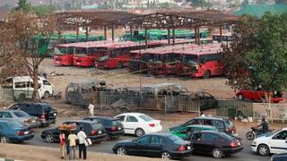 Neuer Schock für Nigeria: Nach der Bombe eine Massenentführung