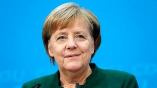 Merkel pronta per discurs cun ils socialdemocrats