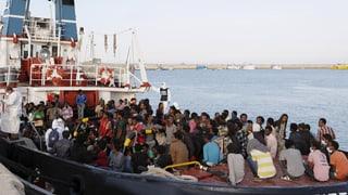 Der Flüchtlingsstrom reisst nicht ab