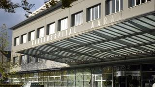 Kantonsspital Aarau wehrt sich gegen Spitalgesetz