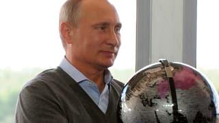 Was Putin unter «Neurussland» versteht