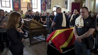 Mazedonien: Drei Rücktritte und ein ungeheuerlicher Verdacht