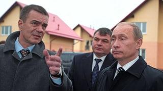 Sonderbewilligung für reiche Russen wirft Fragen auf