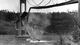Diese 15 Brücken hielten den Anforderungen nicht stand