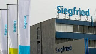 Siegfried kann Teile der BASF übernehmen