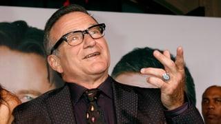 Robin Williams: Bereits eingeäschert und verstreut