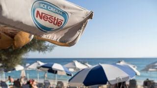 Starker Franken bremst Nestlé