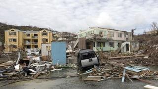 Naturkatastrophen lassen Gewinn von Swiss Re einbrechen