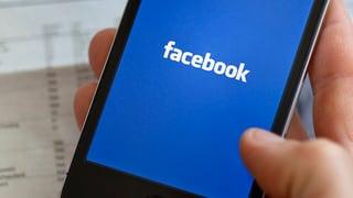 Mobile Nutzung: Facebook knackt Milliardenmarke