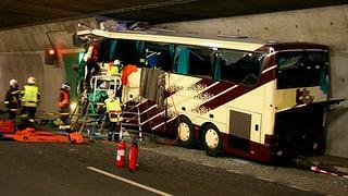 Busdrama im Wallis: Verursacher ist der Chauffeur