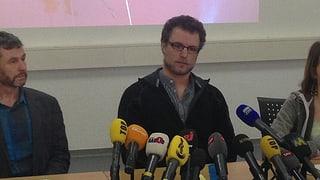 Greenpeace-Aktivist: Die Haftbedingungen waren sehr schwer