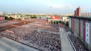 Corea dal Nord: Test cun nov motor da rachetas