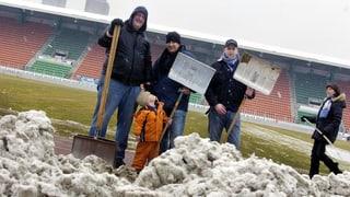 Freiwilligenarbeit in der Schweiz