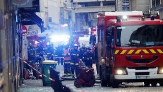 Gasexplosion fordert vier Menschenleben