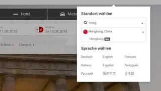 Swiss geht weiter als andere Airlines