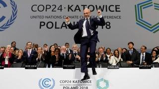 «1000 Schritte für Klimaschutz»