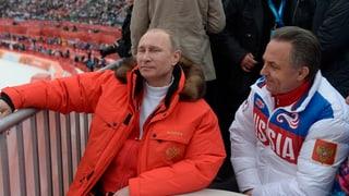 Russischer Minister soll angeblich Doper decken