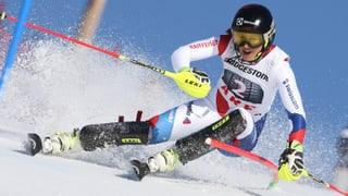 So lief der Slalom der Frauen