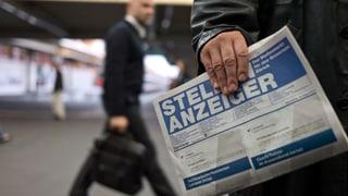 Zahl der Arbeitslosen sinkt – keine Entwarnung