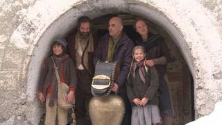 Autas visitas per set da film «Uorsin»