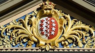 Sieben Kandidaten wollen in den Walliser Staatsrat gewählt werden
