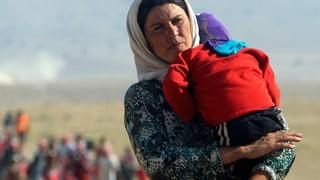 IS-Opfer erhalten Trauma-Behandlung dank Baden-Württemberg