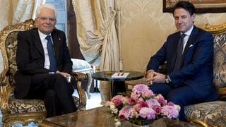 Italiens Präsident beauftragt Conte mit Bildung neuer Regierung