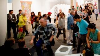 Party, Prunk und Plastikbecher an der Art Basel Miami
