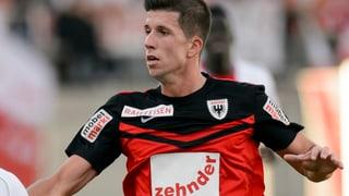 Schützt FC Aarau Sandro Wieser trotz Spielerlaubnis?