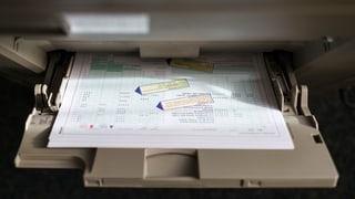 Kanton Solothurn archiviert Steuerdaten künftig selber