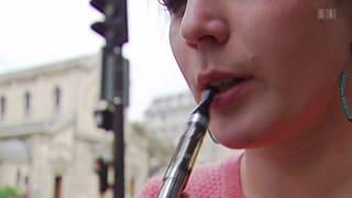 E-Zigarette vor allem bei Jungen beliebt