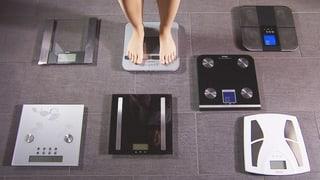 Gewichtige Unterschiede: Diagnosewaagen im Test