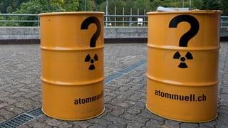 Hochradioaktiver Atommüll im Zürcher Weinland?