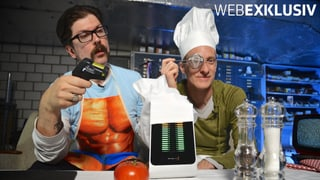 Gadgets für KIM, Folge 4 – «Bon App!» (Artikel enthält Video)