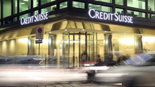 Wegen Brexit-Votum: Credit-Suisse-Aktie sinkt unter 10 Franken