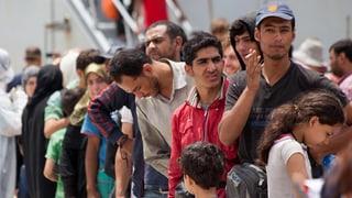 «Der Migrationsdruck auf Europa wird anhalten»