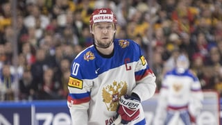 Doping-Diskussion: Fehlt auch die KHL an Olympia?