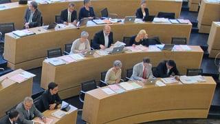 Grosser Rat Aargau: Freuden und Leiden der absoluten Mehrheit