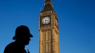 Grossbritannien arbeitet an verschärftem Terror-Gesetz