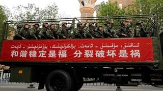 Auch China hat ein Dschihad-Problem