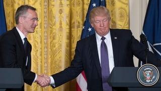 «Nato ist ein Bollwerk für Frieden und Sicherheit»