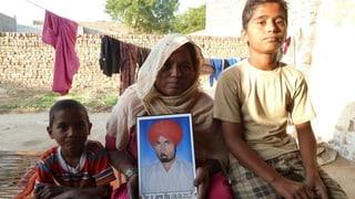 Schulden treiben indische Bauern in den Selbstmord
