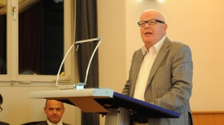 Flem: Adrian Steiger resta president communal