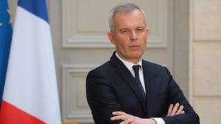 Frankreichs Umweltminister ist politisch angeschlagen
