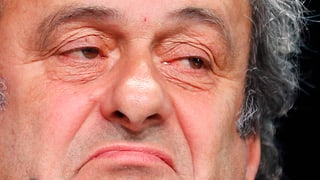 Fifa-Wahl: Platini ne peut pas