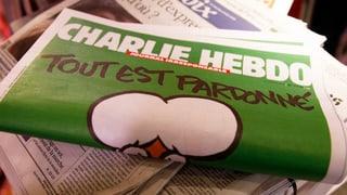 Neues «Charlie Hebdo» kommt in Millionenauflage