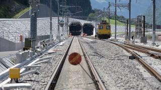 Gotthard-Basistunnel: Eine bewegte Geschichte