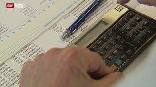 Steuer-Rückerstattungen: Inspiriert Olten andere Gemeinden?