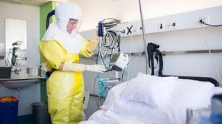 Basler Uni-Spital ist gegen Ebola gerüstet