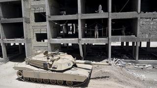 Iraks Truppen wollen Falludscha aus den Händen des IS reissen